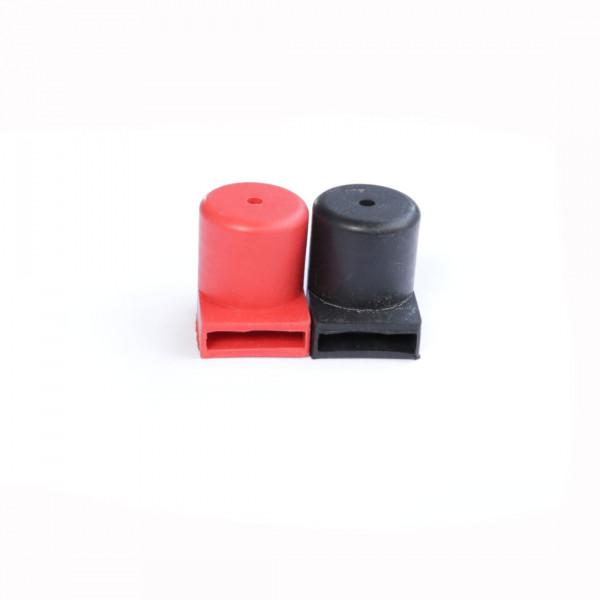 Polar caps paren voor platte connectoren F14 klein tot 17 mm