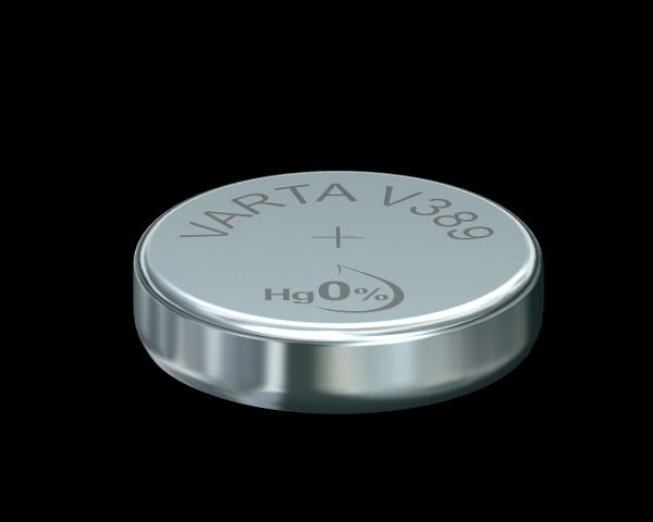 VARTA Watch V389 SR54 1.55 V Horloge batterij High Drain 81mAh (1 Blister)