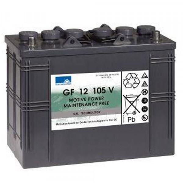 vervangingsbatterij voor FLOORTEC R 560 B – Onderdelen nr. 80564400 Reinigingsmachine Batterij – Bat