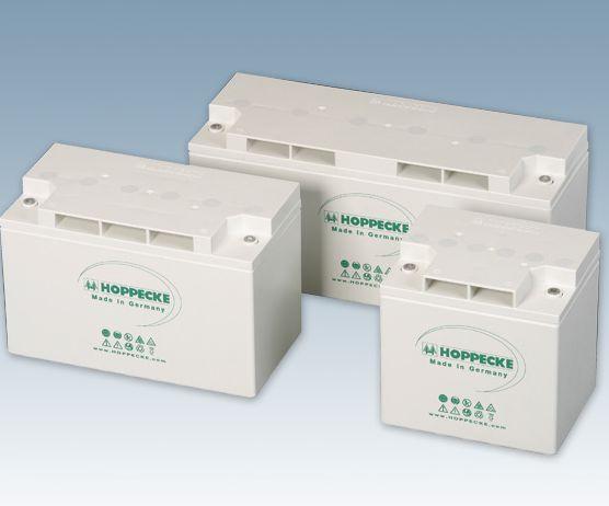 Hoppecke 2V grid power VR M 2-400 2V 411 Ah (C10) voorheen power.com SB
