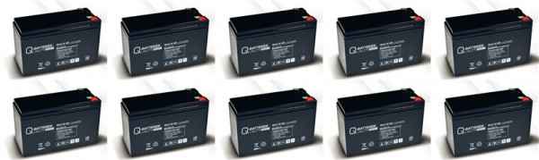 Vervangende batterij voor APC Symmetra LX SYA8K16I APC SYBT5 voor Symmetra LX 4-16kVA merk batterij