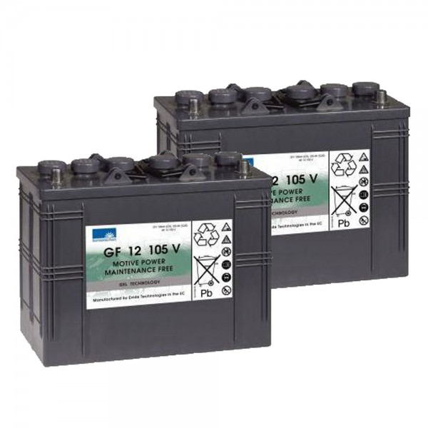 Vervangende batterij voor KS 1100B HD – Reinigingsmachine Batterij – Batterij Reinigingsmachine