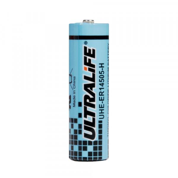 Ultralife UHE-ER14505-H spoelcel AA ronde cel lithiumthionylchloride 3,6V 2400mAh