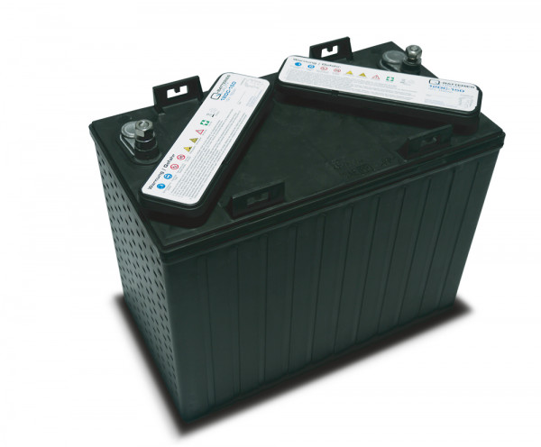 Q-Batteries 12DC-150 12V 150 Ah Deep Cycle Traktie Batterij