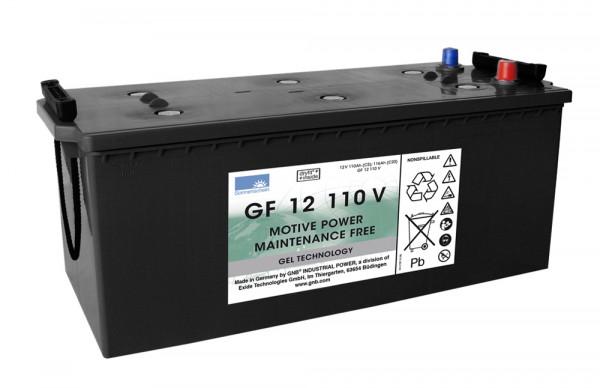 Exide Sonnenschein GF 12 110 V dryfit gel drive accu 12V 110 Ah (5h) VRLA