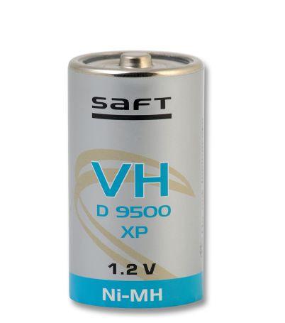 Saft VH D 9500 XP 1.2V 9500mAh NiMH D cel 58.2 H x 32.15Ø mm