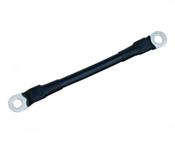 Q-Batteries Aansluiting kabel/pole connector 25 mm² 450 mm M6