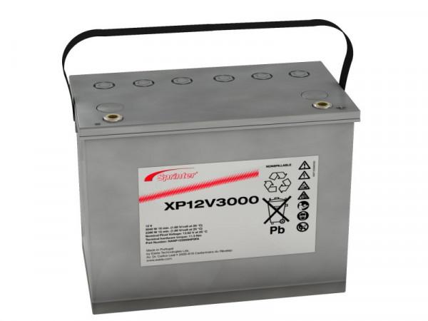 Exide Sprinter XP12V3000 12V 92.8 Ah lood AGM accu