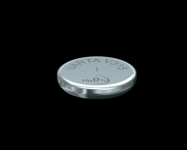 VARTA Watch V315 SR67 1.55 V Watch batterij 23mAh (1 Blister)