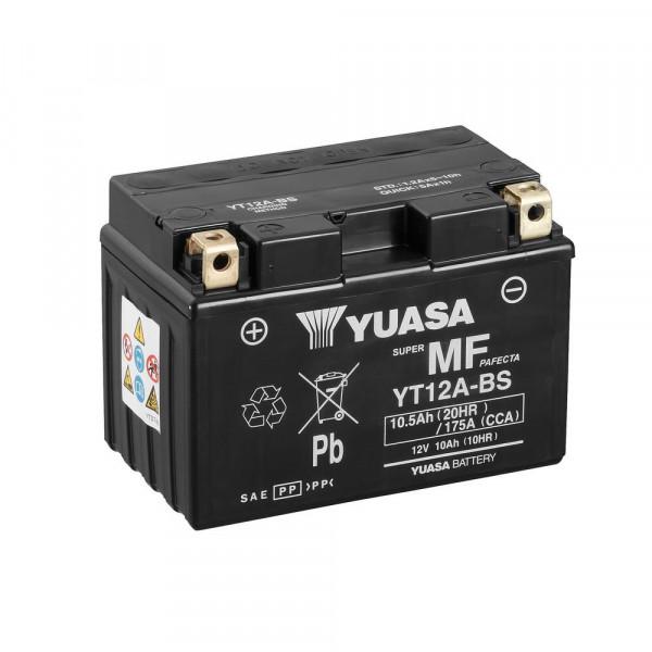 Yuasa YT12A-BS motoraccu (accu)