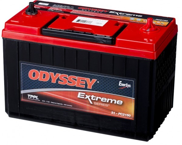 Hawker Odyssey PC2150-31 12V 92 Ah 1150A AGM start accu en utility