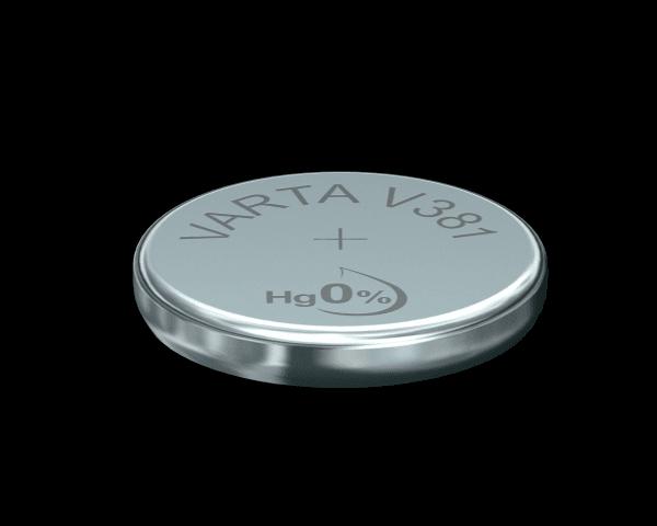 VARTA Watch V381 SR55 1.55 V Watch batterij 45mAh (1 Blister)