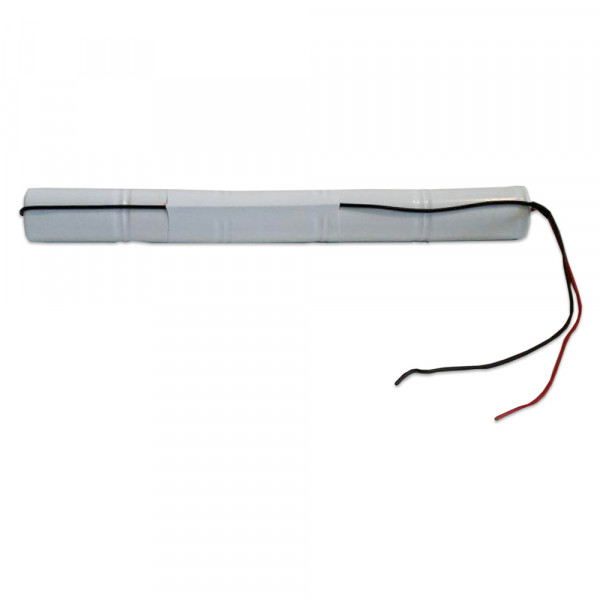 Batterij pack 6V 1500mAh staaf NiCd L5x1 5xSub-C Hoge temperatuur cellen/kabel