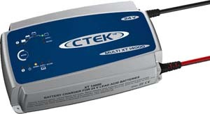 CTEK MXT 14 24V lader (AC-net) voor loodaccu 24V 14A laadstroom High-frequency lader