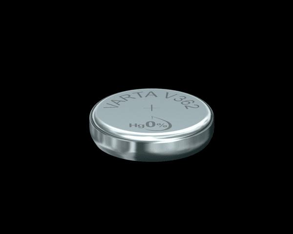 VARTA Watch V362 SR58 1.55 V Watch batterij 21mAh (1 Blister)