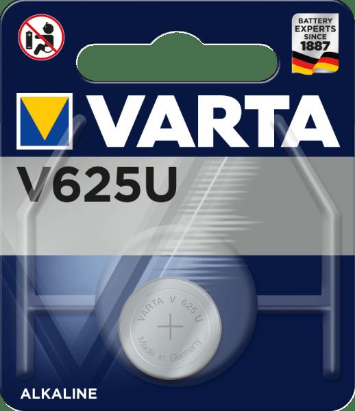 VARTA Electronics V625U fotobatterij 1.5V (1 blisterverpakking)
