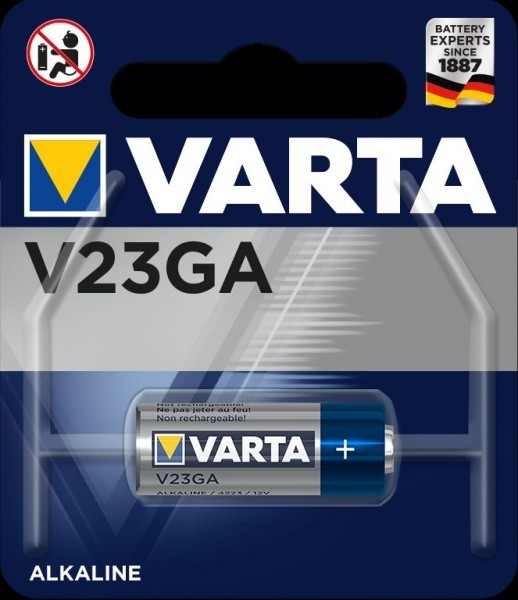 VARTA Electronics V23GA MN21 Fotobatterij 12V (1 blisterverpakking)