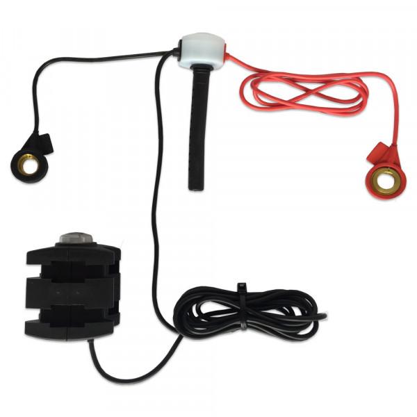 Niveausensor voor heftruck batterijbewaking met externe LED op de stekker 77 mm