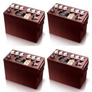 vervangingsbatterij set trojan batterijen voor Club Car DS 48V van 09/2005