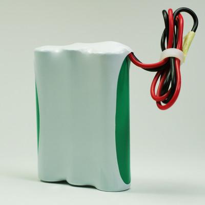 Batterij pack 3,6V 4000mAh serie NiMH F3x1 3x4/3-A Hoge temperatuur cellen/kabel