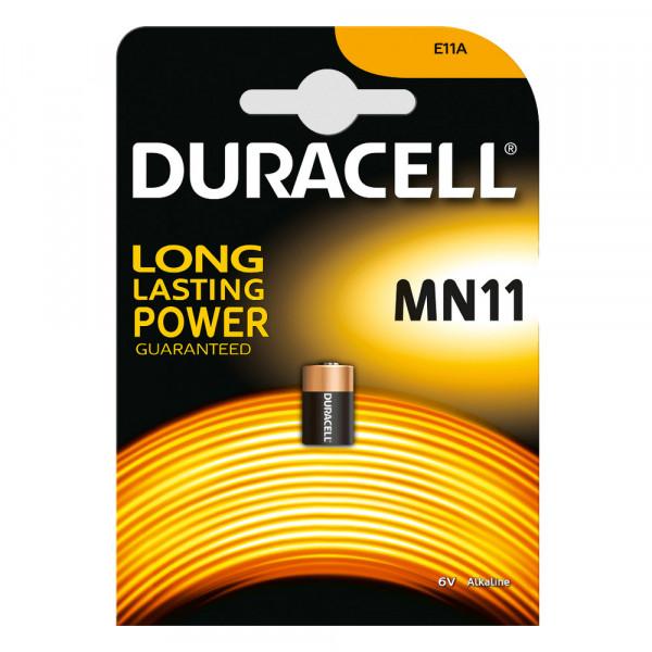 Duracell MN11 Alkaline batterij 6V (1 blisterverpakking)