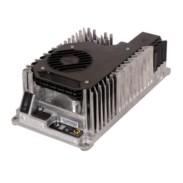 Delta-Q Industriële lader IC1200 voor 48V lood- en lithiumbatterijen 25A laadstroom met stekker, zon