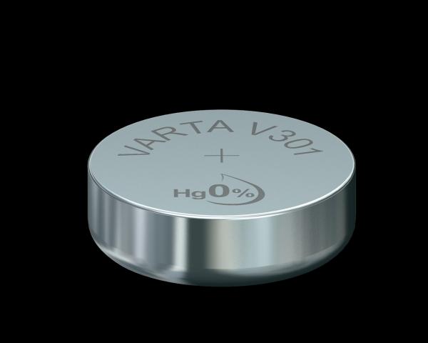 VARTA Watch V301 SR43 1.55V Watch batterij 95mAh (1 Blister)