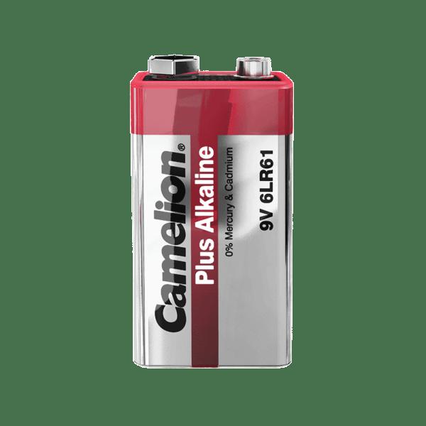 Camelion PLUS 6LR61 6LF22 9V blok Alkaline batterij (minder)