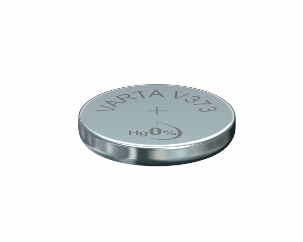 VARTA Watch V373 SR68 1.55 V Watch batterij 30mAh (1 Blister)