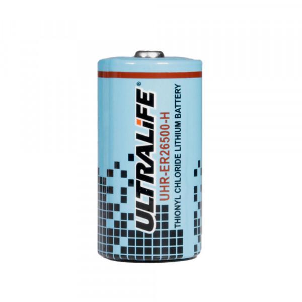 Ultralife UHR-ER26500-H spiraalcel – C Ronde cel Hoogstroom lithiumthionylchloride 3,6V 6500mAh Geva