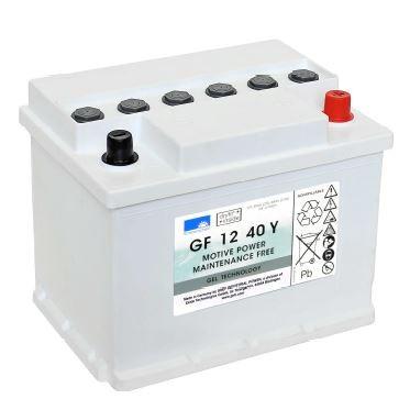 Exide Sonnenschein GF 12 040 Y dryfit gel drive accu 12V 40 Ah (5h) VRLA