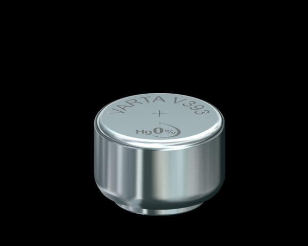VARTA Watch V393 SR48 1.55 V Horloge batterij High Drain 75mAh (1 Blister)