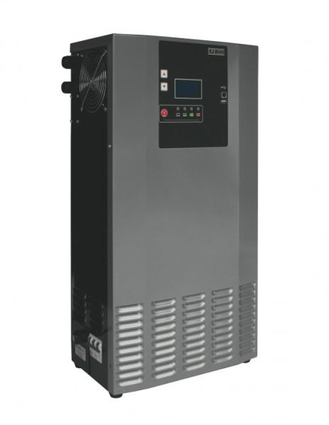 Q-Batteries energiebesparende hoogfrequente lader 80V 80A door S.P.E. Charger GREEN6 zonder stekker,