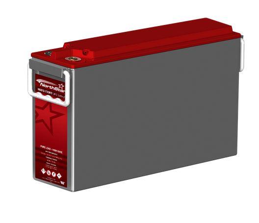 Northstar Red NSB 12-730RT 12V 728 Watt/cel (15 min. 1,67V bij 25 °C) AGM accu