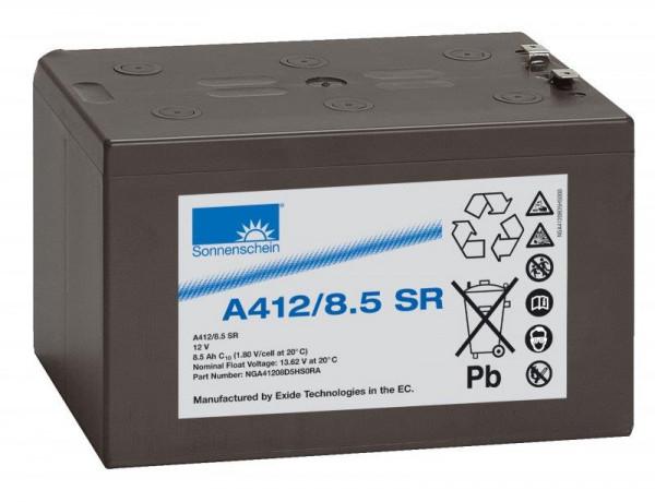 sonnenschein A412/8,5 SR 12V 8,5 Ah dryfit loodgel accu VRLA