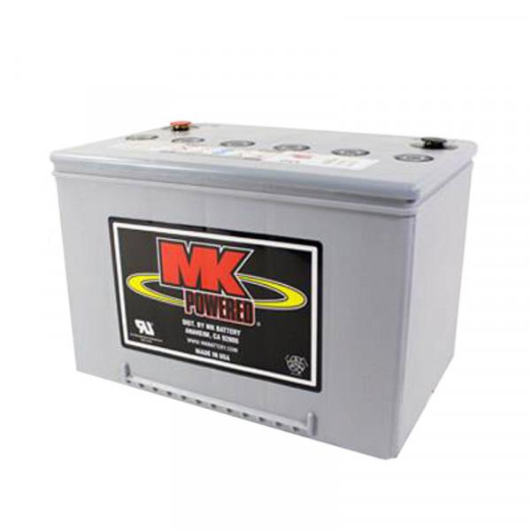 MK Battery 12V 60 Ah loodgel accu cyclusbestendig M34 SLD G