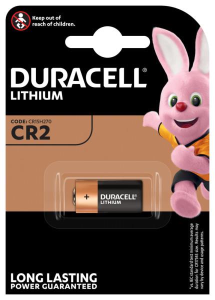 Duracell HIGH POWER LITHIUM CR2 3V Primaire CR17355 Fotobatterij (1 blisterverpakking) voorheen ULTR