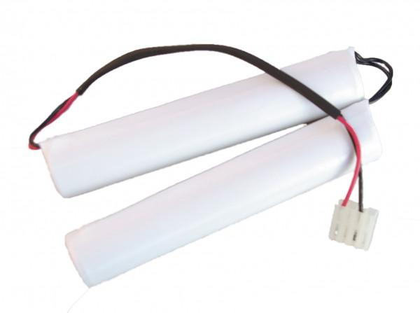 Batterij Pack 7,2V 1500mAh D-Stab NiCd L3+ L3+10 cm brug SC1500HT hoge temperatuur cellen Molex con