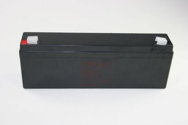 EFFEKTA BT 12-2.3 12V 2,3 Ah loodaccu/lood non spillable accu AGM VRLA