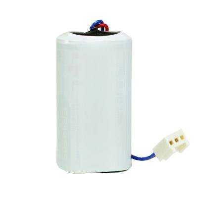 Batterij pack Lithium Mignon AA cellen 3.6V 4800mAh met kabel + Molex stekker Gevaarlijke goederen v
