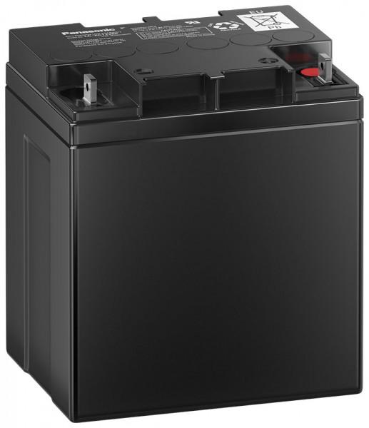 Panasonic LC-XC1228P 12V 28 Ah lood non spillable accu AGM cyclusbestendig/diepe cyclus