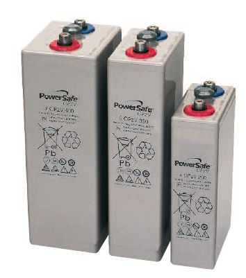 Hawker Enersys PowerSafe 5 OPzV 250 2V – 265 Ah (10h) Enkele cellen