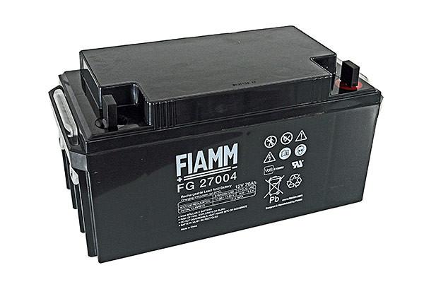 FIAMM FG27004 12V 70 Ah loodaccu/loodaccu/AGM lood non spillable VdS