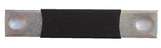 Platte connector Batterij connector 55 mm M6