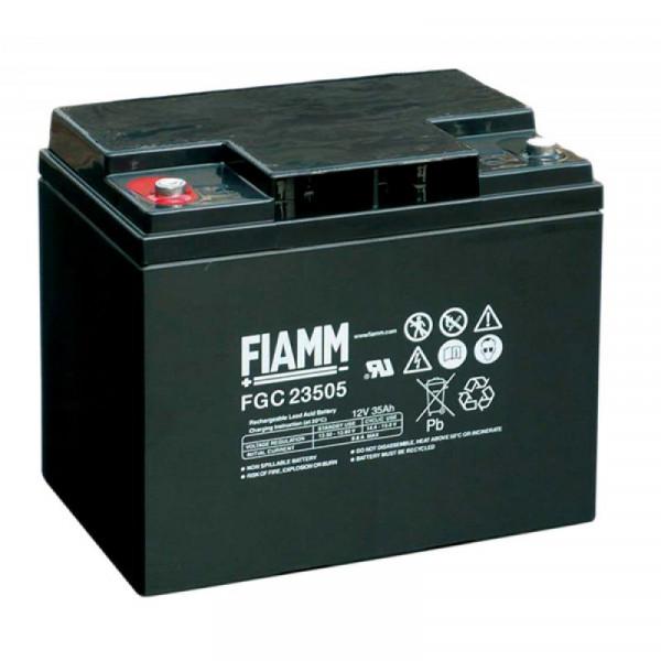 FIAMM FGC23505 12V 35 Ah lood non spillable accu/lood batterij AGM VRLA FGC 23507