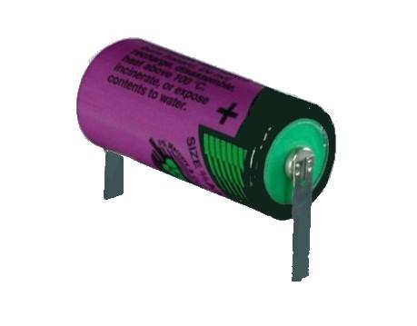 Tadiran SL-361T ER-2/3AA Industriële cel Lithium-Thionylchloride 3,6V 1600mAh 33,5x14.7 (HxØ/mm)