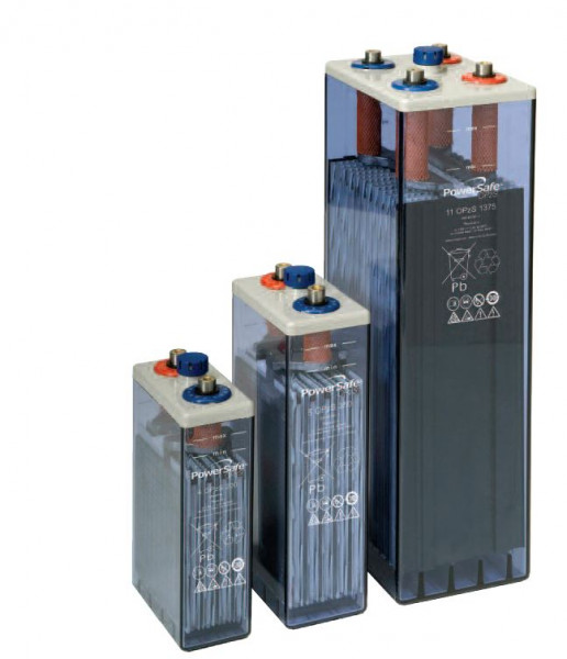Hawker Enersys PowerSafe 16 OPzS 2000 2V – 2240 Ah (10h) Enkele cellen