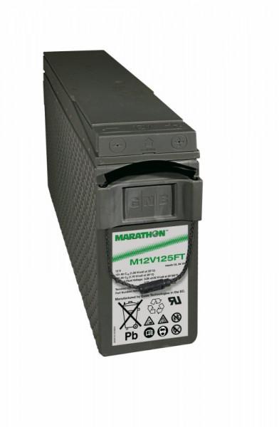 Exide Marathon NAMF120125VM0FA 12V 121 Ah UL94-V0 frontterminal AGM lood non spillable accu VRLA