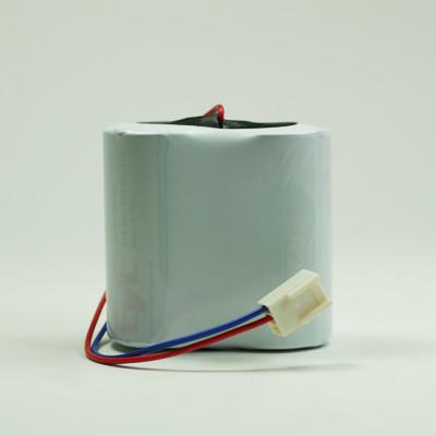 Batterij pack Lithium 2x Baby C cellen 7.2V 8500mAh met kabel + Molex stekker Gevaarlijke goederen v