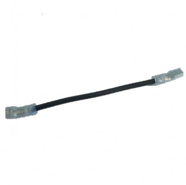 Q-Batteries Aansluitkabel/pole connector 2.5 mm² 100 mm FSH voor Faston 6.3 F2